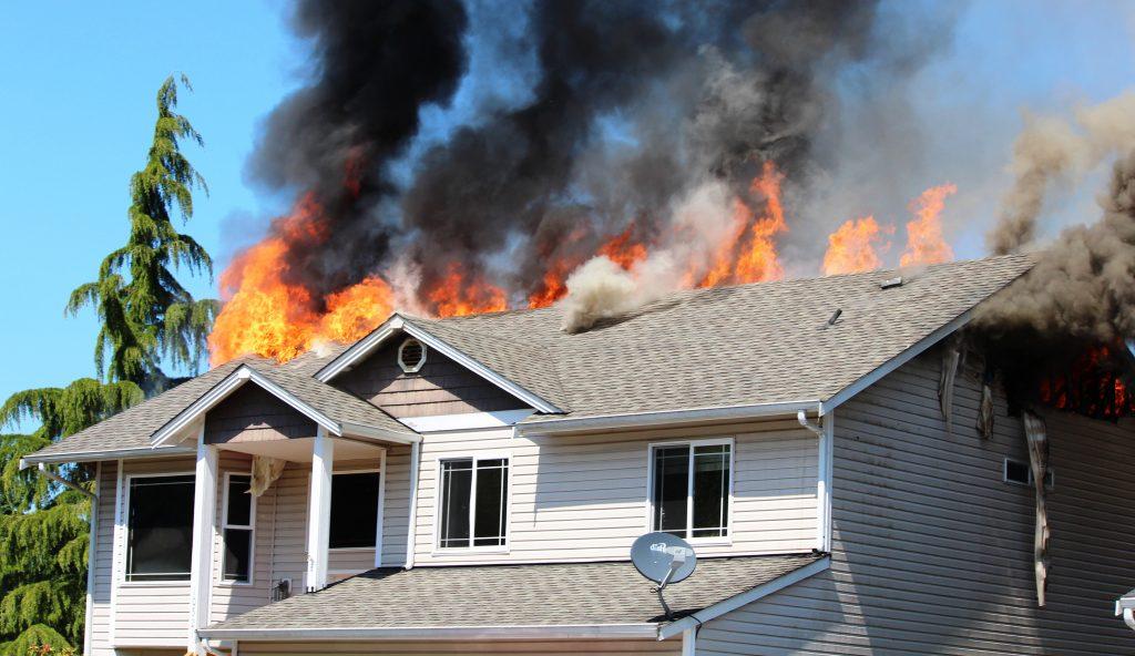 evitar incêndio