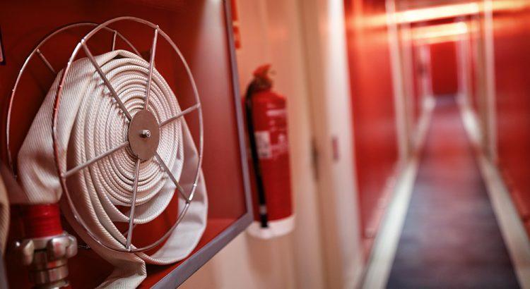prevenção de incêndio